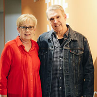 Bill and Carol Meyer